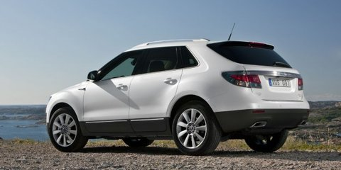 Saab 9-4X production commences as scheduled