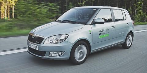 Skoda Fabia Greenline drives over 2000km on a single tank of fuel