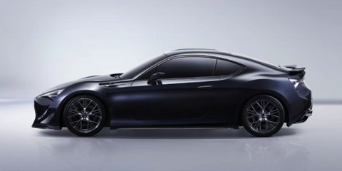 Toyota FT-86 II sports car confirmed for sale in Australia