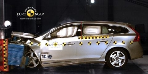 Euro NCAP awards five stars to Lexus CT 200h, Volvo V60, Ford Focus