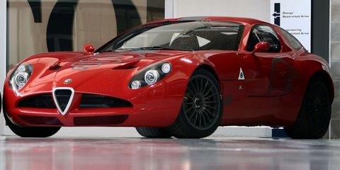 Zagato TZ3 Stradale, Corsa revealed