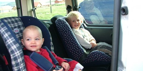 Child car seats may contain cancer-causing chemicals