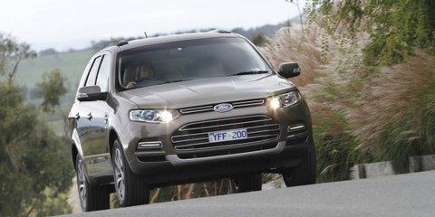 Ford Australia reports $24.9 million profit in 2010