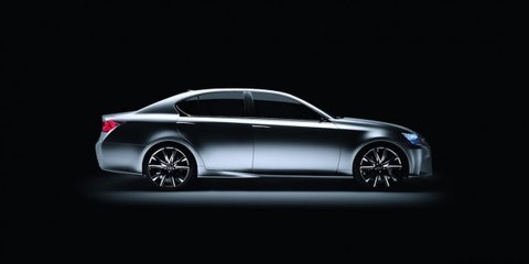 Lexus LF-Gh confirmed for 2011 Australian International Motor Show