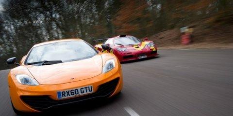 McLaren 'Mega Mac' hypercar coming in 2014