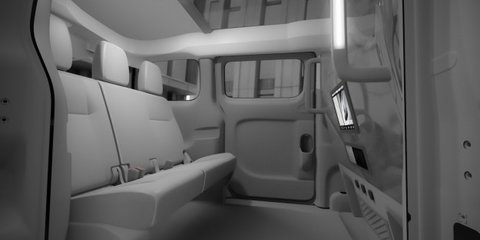 Nissan NV200 - New York City's exclusive new taxi