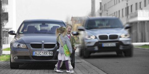 Continental stereo cameras to help cars 'see' pedestrians