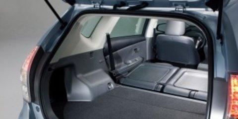 Toyota Prius v to join hybrid family at 2011 Australian International Motor Show