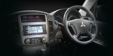 2011 Mitsubishi Pajero RX on sale in Australia