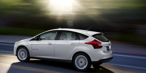 How should the Ford Focus Electric sound?