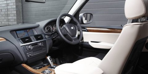 2011 BMW X3 xDrive30d on sale in Australia