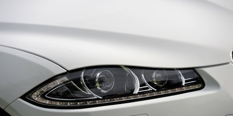 2012 Jaguar XF Review