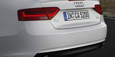 2012 Audi A5 coming to Australia in 2012