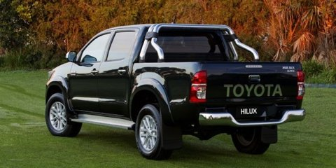 2012 Toyota HiLux more images and details released