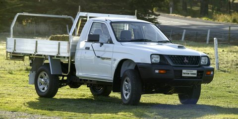 2003-2006 Mitsubishi Triton recalled in Australia: 9500 vehicles affected