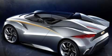 Chevrolet Miray Concept to debut in Europe at Frankfurt Motor Show