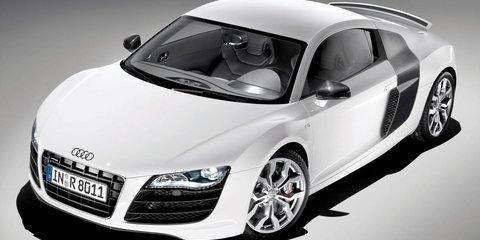 2012 Audi R8 facelift revealed?