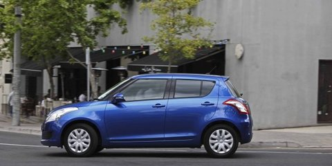 2011 Suzuki Swift GA automatic on sale in Australia