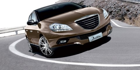 2012 Chrysler Delta not coming to Australia despite UK launch