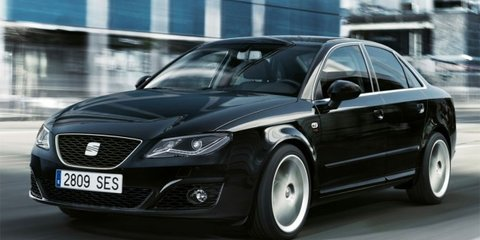 2012 SEAT Exeo revealed ahead of Frankfurt debut