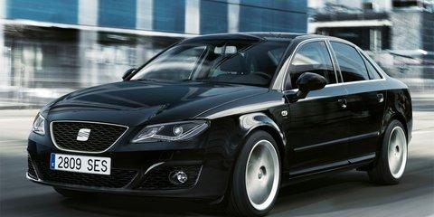 2012 SEAT Exeo revealed ahead of Frankfurt debut