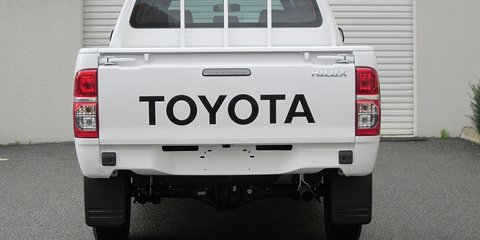 2012 Toyota Hilux preview