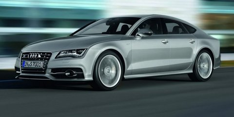 Audi S6, S7 Sportback, S8 'likely' for Australia from Q4 2012