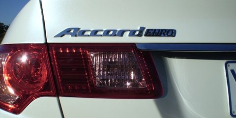 Honda Accord Euro Review