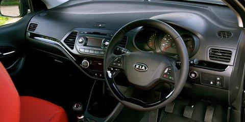 2012 Kia Picanto three-door revealed