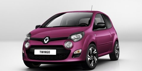 2012 Renault Twingo still not coming to Australia