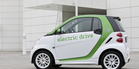 2012 smart fortwo electric drive not ruled out for Australia