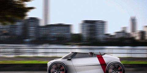 Audi Urban Concept more images revealed