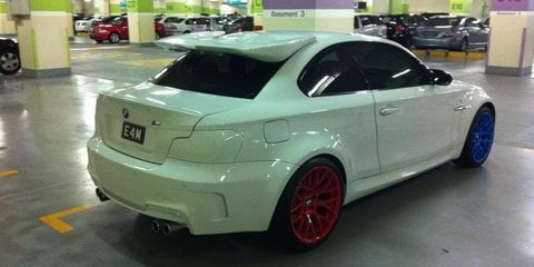BMW 1 Series M Coupe tuning fail