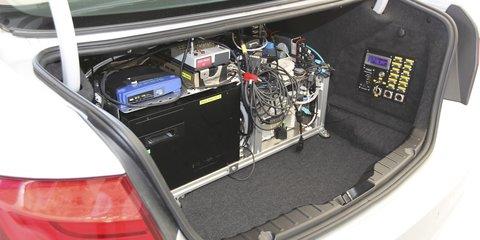 BMW ConnectedDrive Connect autonomous cruise control technology