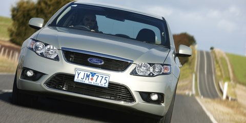 Ford Falcon EcoLPi cheaper to fuel than small cars: Government
