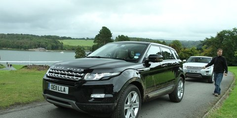 Range Rover Evoque is a winner