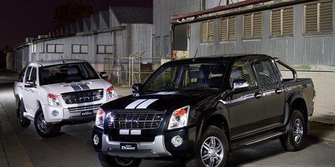 2011 Isuzu D-MAX Limited Edition III now on sale