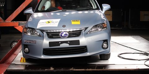 Hyundai Accent, Lexus CT 200h, Toyota Rukus, Peugeot 508, Volvo V60 awarded five-star ANCAP safety rating