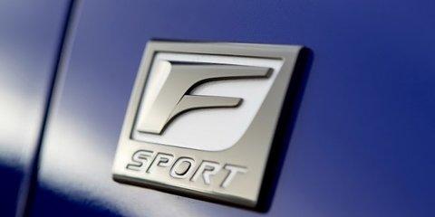2012 Lexus GS 350 F Sport, GS 450h teaser images
