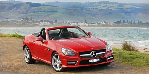 Mercedes-Benz SLK 200, 350 launched