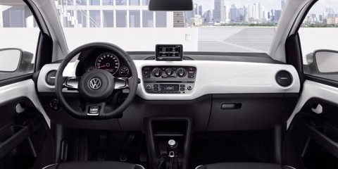 Volkswagen Up! production version revealed