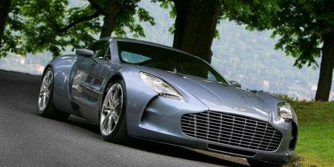 Aston Martin One-77 Video
