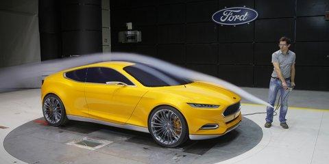 Ford Evos Concept revealed ahead of 2011 Frankfurt Motor Show
