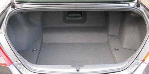 Honda Legend Review