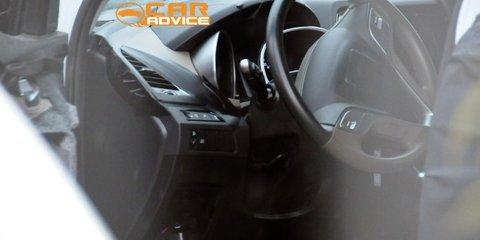 2013 Hyundai Santa Fe / ix45 spy photos