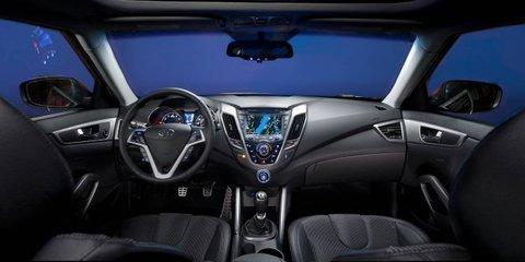 Hyundai Veloster to be priced around $25,000 in Australia