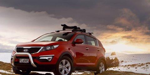 Kia Sportage SUV Test Explores Petrol Vs Diesel Debate