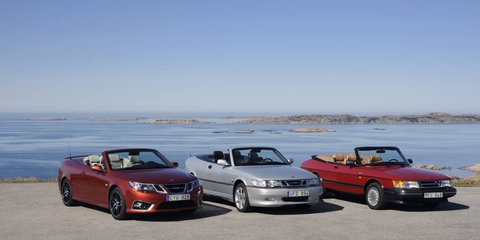 2013 Saab 9-3 may get new name from the history books