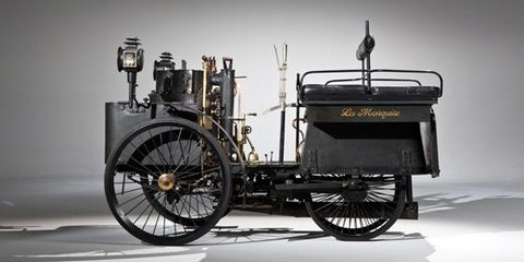 World's oldest working car could fetch $2.5M at auction