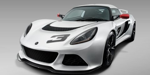 2012 Lotus Exige S gets 3.5 V6, unveiled at Frankfurt Motor Show